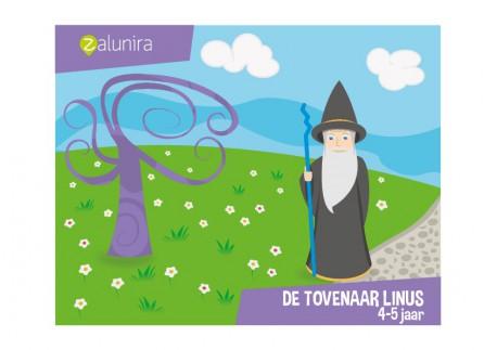 De Tovenaar Linus - 4-5 jaar