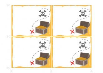 UitnodigingenPrintklare uitnodigingen voor verjaardagsfeestjes - De Piratenraa