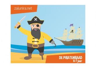 De piratenraad - 6-7 jaar